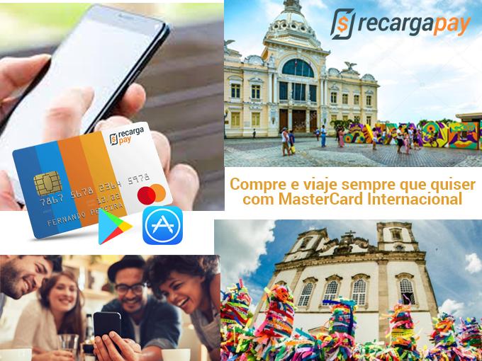 Compre e viaje sempre que quiser com Cartão Mastercard Internacional