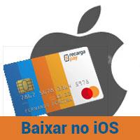 Obtenha seu cartão prépago para iOS