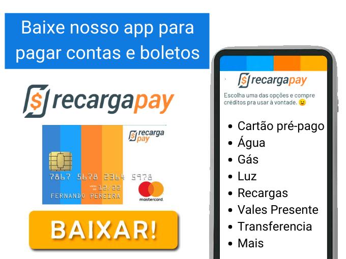 Baixe nosso app para pagar contas e boletos